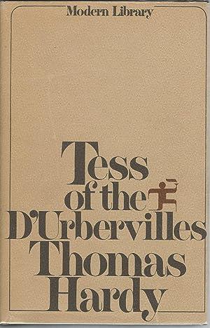 Tess of the D'Ubervilles: Hardy, Thomas