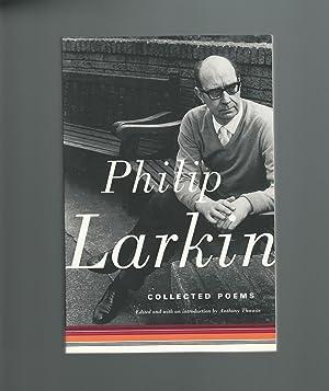 Philip Larkin Collected Poems: Larkin Philip