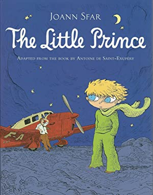 The Little Prince (adapted from the Book: Sfar, Joann