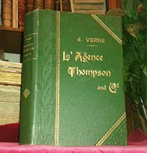 L'AGENCE THOMPSON AND Co - LES VOYAGES: Verne Jules
