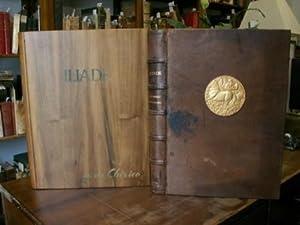 ILIADE - Episodi scelti e tradotti da Salvatore Quasimodo illustrati con 26 tavole da Giorgio De ...
