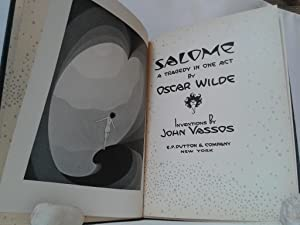 SALOME a tragedy in one act by: Wilde Oscar