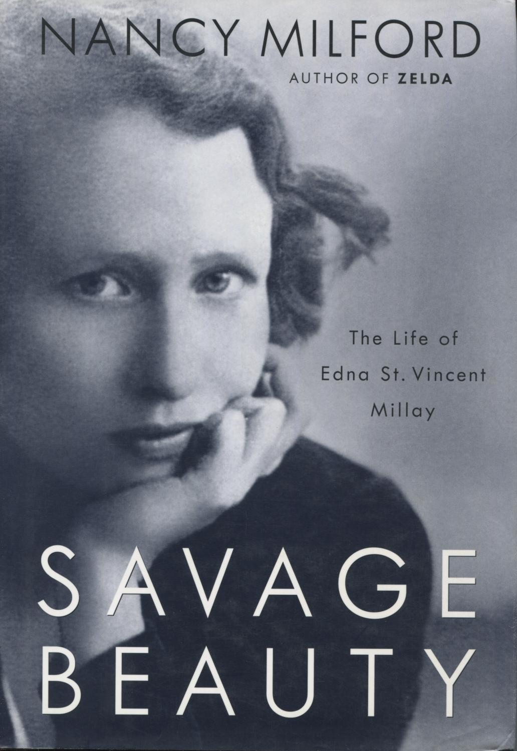 a biography and life work of edna st vincent millay an american poet and author Edna st vincent millay wrote during the modern era the time period was between 1915 and 1945 millay published her first poem in 1917 literary modernism was driven by the start of war.