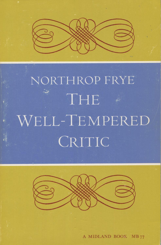 northrop frye essay