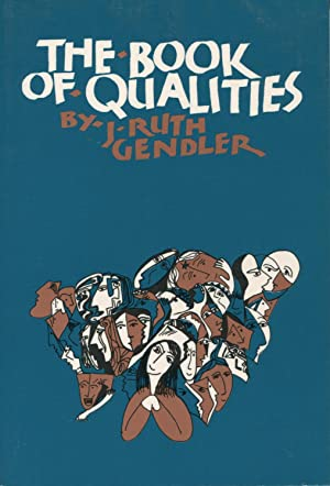 The Book of Qualities: Gendler, J. Ruth
