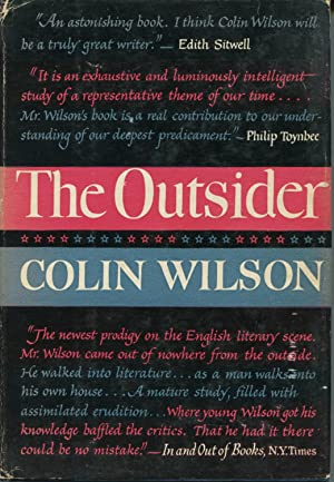 The Outsider: Wilson, Colin