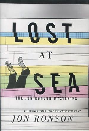 Lost At Sea: The Jon Ronson Mysteries: Ronson, Jon