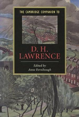 The Cambridge Companion to D. H. Lawrence: Fernihough, Anne (editor)