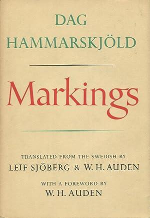 Markings: Hammarskjold, Dag