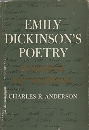 Emily Dickinson's Poetry: Stairway Of Surprise