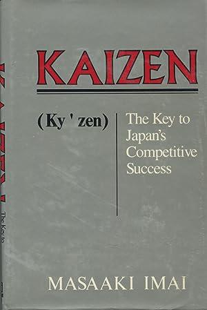 Kaizen (Ky'zen), the Key to Japan's Competitive: Imai, Masaaki