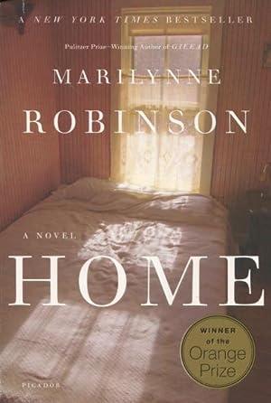 Home: Marilynne Robinson