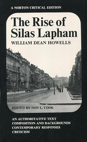 The Rise of Silas Lapham (Norton Critical: William Dean Howells