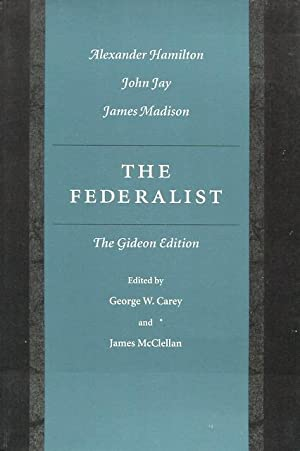 The Federalist - The Gideon Edition