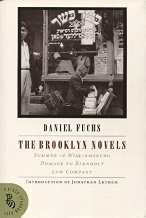The Brooklyn Novels: Summer in Williamsburg, Homage to Blenholt, Low Company