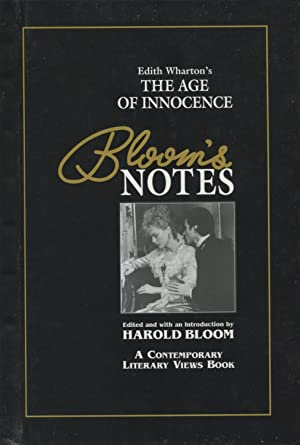Edith Wharton's the Age of Innocence: Bloom's Notes: Bloom, Harold (editor)