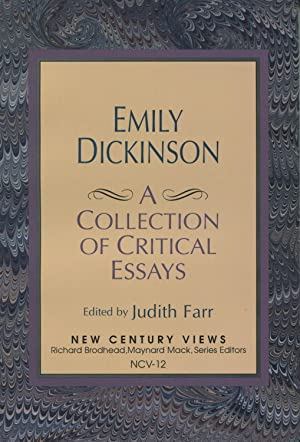 dickinson whitman essays Get even a better essay we will write a custom essay sample on walt whitman and emily dickinson topics specifically for you order now.