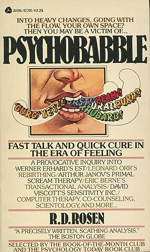 Psychobabble: Rosen, R.D.
