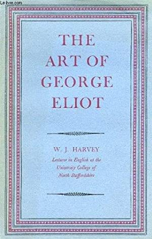 The Art Of George Eliot