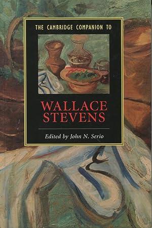 The Cambridge Companion to Wallace Stevens: Serio, John N.