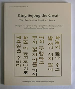 King Sejong the Great: The Everlasting Light