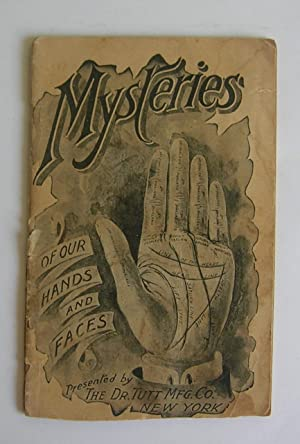 Mysteries of Our Hands and Faces. [advertising booklet]