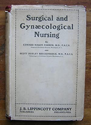 Surgical and Gynaecological Nursing.