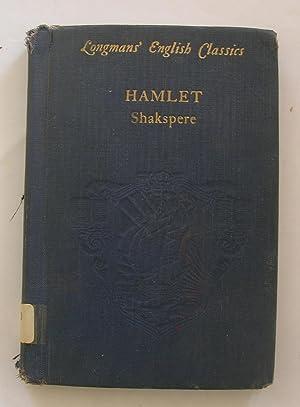 Tragedy of Hamlet, Prince of Denmark.: Shakspere, William. [Shakespeare]