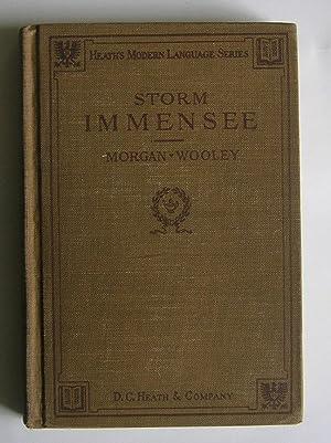 Immensee. [Rahmenerzahlung]: Storm, Theodor.