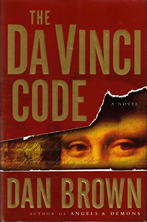 THE DA VINCI CODE. [SIGNED]