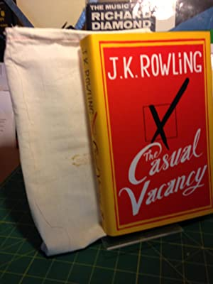 THE CASUAL VACANCY. [SIGNED]