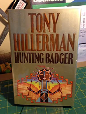 HUNTING BADGER. {SIGNED]