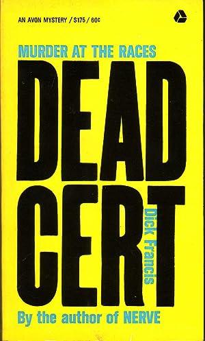 DEAD CERT.: FRANCIS, Dick.
