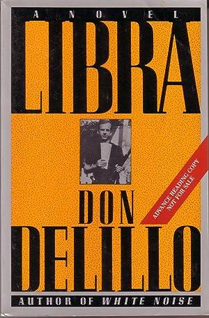 LIBRA.: DELILLO, Don.