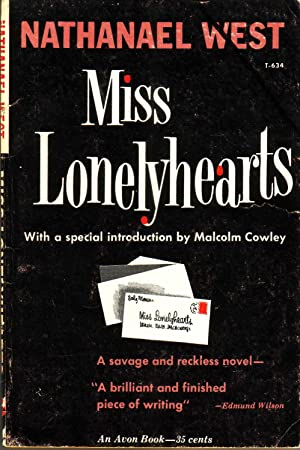 MISS LONELYHEARTS.: WEST, Nathanael.