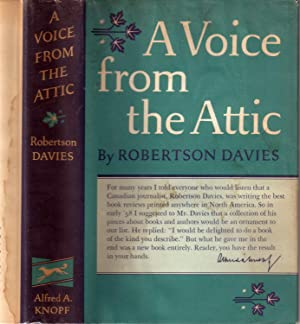 A VOICE FROM THE ATTIC.
