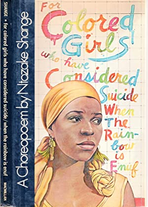 shange - for colored girls considered - First Edition - AbeBooks
