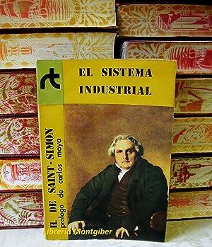 EL SISTEMA INDUSTRIAL: Saint-Simon, Henri de