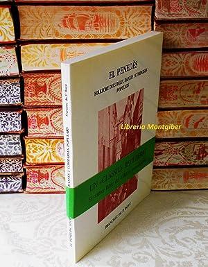EL PENEDÈS . Folklore dels balls, danses i comparses populars: Bové, Francesc de P.