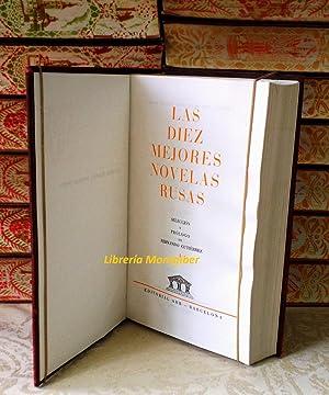 LAS DIEZ MEJORES NOVELAS RUSAS . 2 Vols.