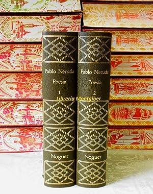 POESÍA . 1 y 2 .: Neruda, Pablo