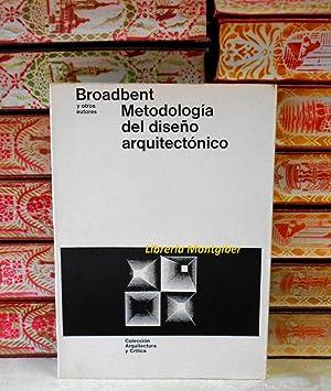 Metodología del diseño arquitectonico .: Broadbent