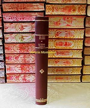 LA DIVINA TRAGEDIA . ( 2 Tomos en 1 Vol ) . Según Hesiodo, Homero, Virgilio, etc.: Bullwer, ...