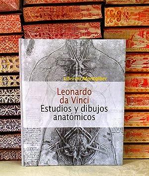 ESTUDIOS Y DIBUJOS ANATÓMICOS: Da Vinci, Leonardo