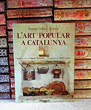 L'ART POPULAR A CATALUNYA: Violant i Simorra,