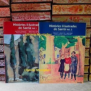 Històries il.lustrades de Sarrià . 2 Vols.: Jové i Permanyer,
