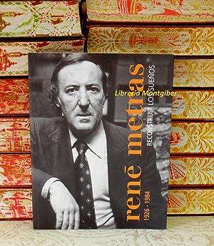 René Metras . 1926-1984 . Reconstruir los: Yvars, J.F. /