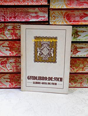 Gvidlibro de Vich - Llibre Guia de