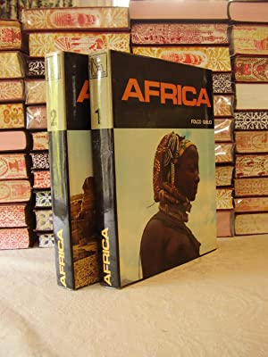 AFRICA ( 2 Vols ) .: Quilici, Folco