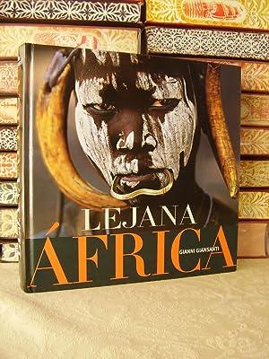 LEJANA ÁFRICA: Giansanti, Gianni